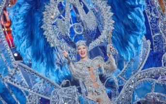 Karnevalskönigin Teneriffa 2020 Sara Cruz Teja