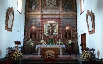 Kirche Arona Teneriffa