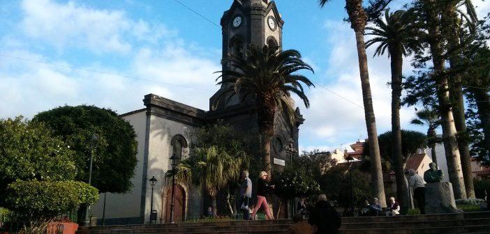 Kirche Puerto de la Cruz Nuestra Seniora