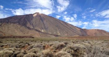 Klettern auf Teneriffa rund um den Teide