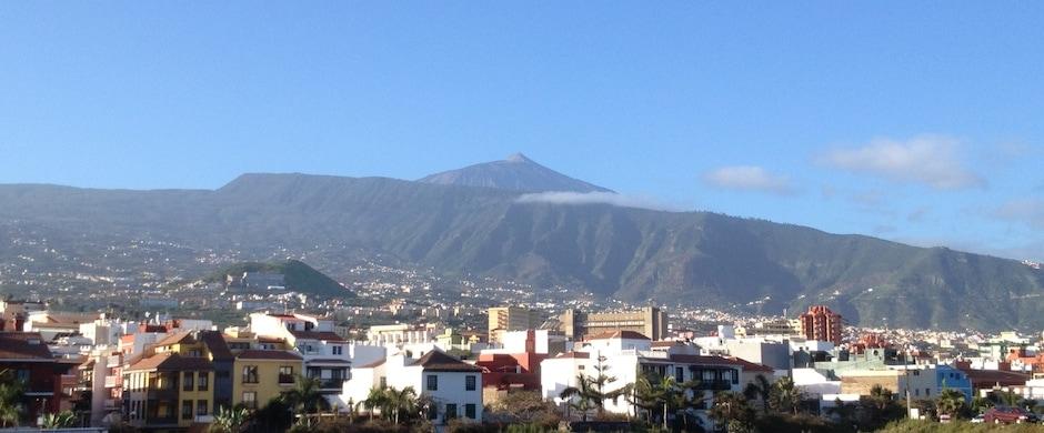 Teneriffa Tourismus Puerto De La Cruz Verzeichnet Rekord Hoch
