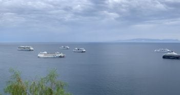 Kanaren Kreuzfahrt-Schiffe Teneriffa Gran Canaria Aida Mein Schiff Corona