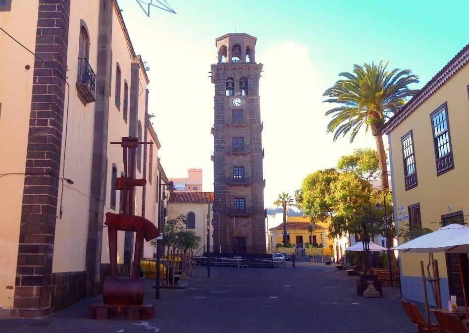 La Laguna Teneriffa Kirche Nuestra Señora de la Concepción