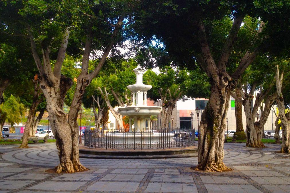 La Laguna Teneriffa Plaza del Adelantado