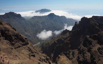 La Palma Kanaren Highlights Nationalpark Caldera de Tamburiente Roque de los Muchachos 04-02