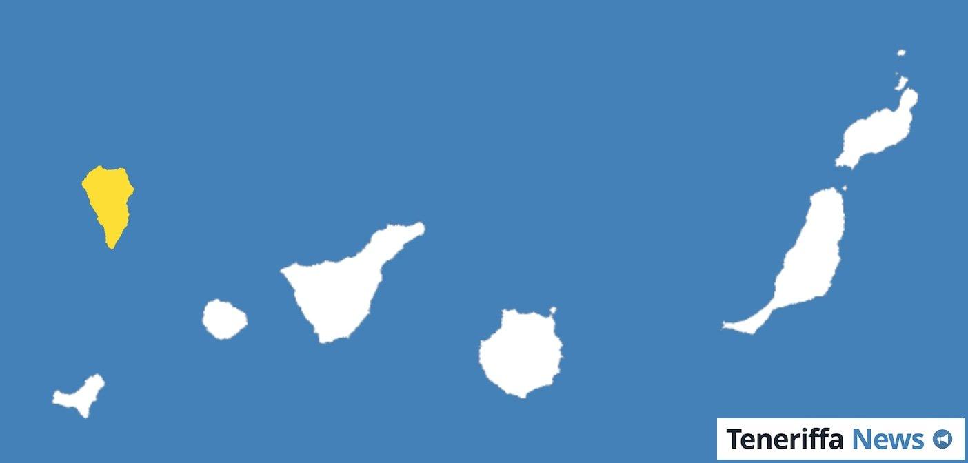 Vulkan wird aktiver: La Palma ruft nach Erdbebenserie Alarmstufe Gelb aus