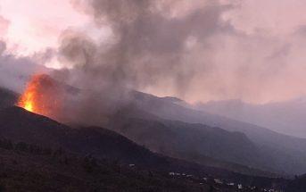 La Palma Vulkanausbruch Lava