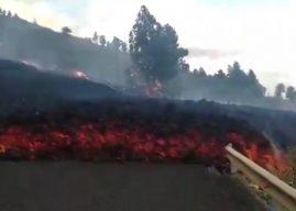 LIVE: Vulkanausbruch auf La Palma: Lava sorgt weiter für Zerstörung