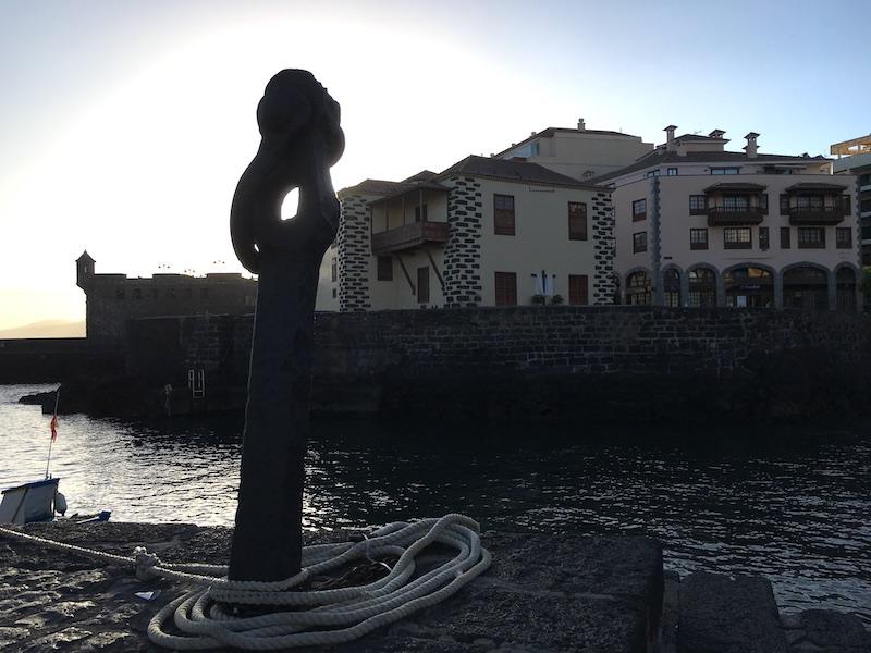Lieblinksorte Kanaren Johannes Hafen Puerto de la Cruz Teneriffa