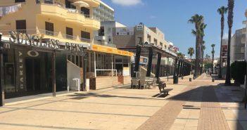 Mallorca Balearen Corona-Krise leer