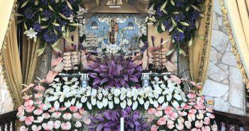 Marienverehrung Kreuzverehrung Teneriffa Puerto de la Cruz