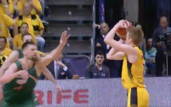 Marius Grigonis Iberostar Teneriffa Basketball