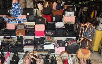 Marken-Piraterie Gran Canaria Fälschungen