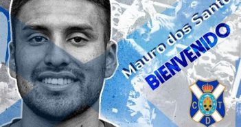 Mauro dos Santos CD Teneriffa