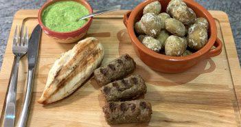 Mojo verde grüne kanarische Sauce Rezept selber machen lecker