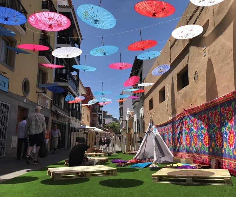 Mueca-Festival Puerto de la Cruz Teneriffa 1