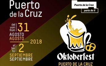 Oktoberfest 2018 Teneriffa Puerto de la Cruz