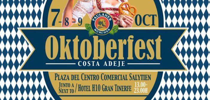 Oktoberfest Teneriffa Costa Adeje 2016