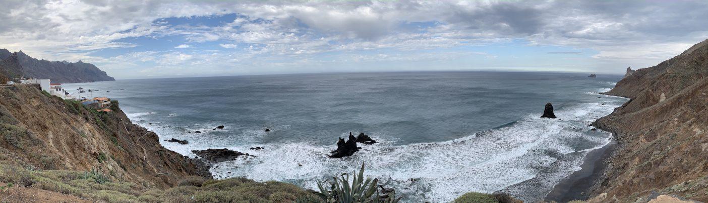 Playa Benijo Teneriffa