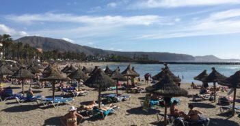 Playa de las Americas Teneriffa