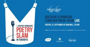 Poetry-Slam Costa Adeje Siam-Mall Teneriffa