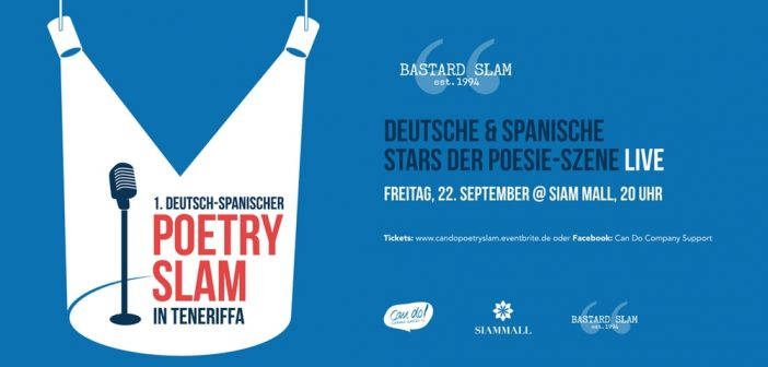 Poetry-Slam Costa Adeje Siam-Mall Teneriffa