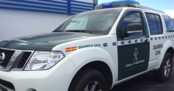 Polizei Teneriffa Guardia Civil