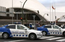 Polizei Teneriffa Policia Local