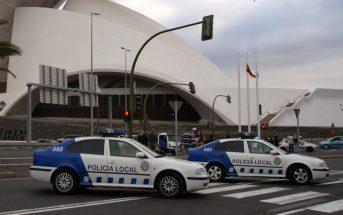 Polizei Teneriffa Policia Local