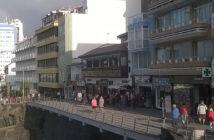 Promenade Puerto de la Cruz Touristen