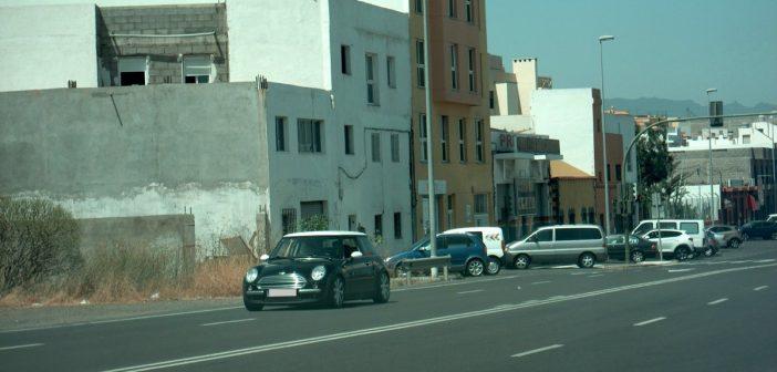 Radarfalle Santa Cruz Teneriffa 118 kmh Polizei