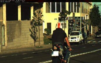 Radarkontrolle Teneriffa Santa Cruz Motorrad 112 40er-Zone