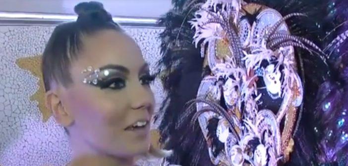 Reina Adtemexi Karnevalskönigin Teneriffa 2015