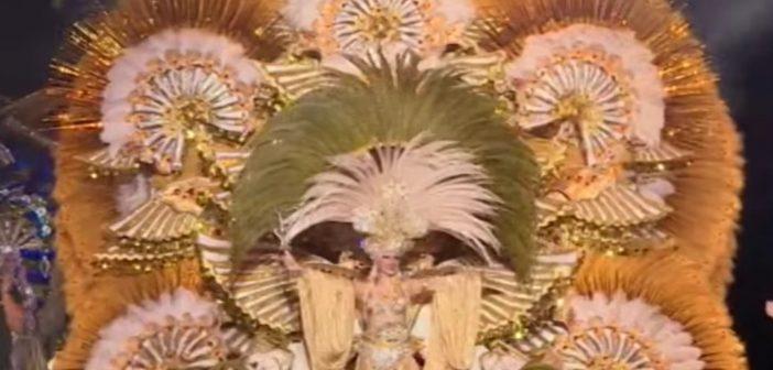 Reina Karnevalskönigin Teneriffa 2016