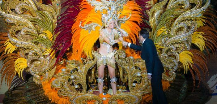 Reina Karnevalskönigin Teneriffa 2017 Judith López García