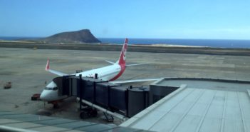 Reisewelle Teneriffa Flughafen