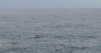 Rettung Junge Atlantik Puerto de la Cruz Teneriffa