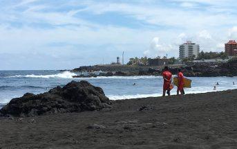 Rettungsschwimmer Teneriffa Lifeguard