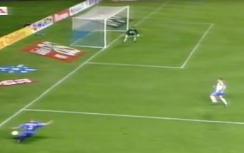 Roberto Carlos Traumtor Teneriffa Real 1998