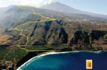 Route 040 Teneriffa wandern Los Realejos Teide