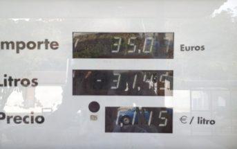Sprit Benzin Preis Teneriffa Kanaren