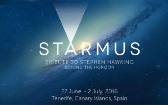 Starmus 2016 Teneriffa