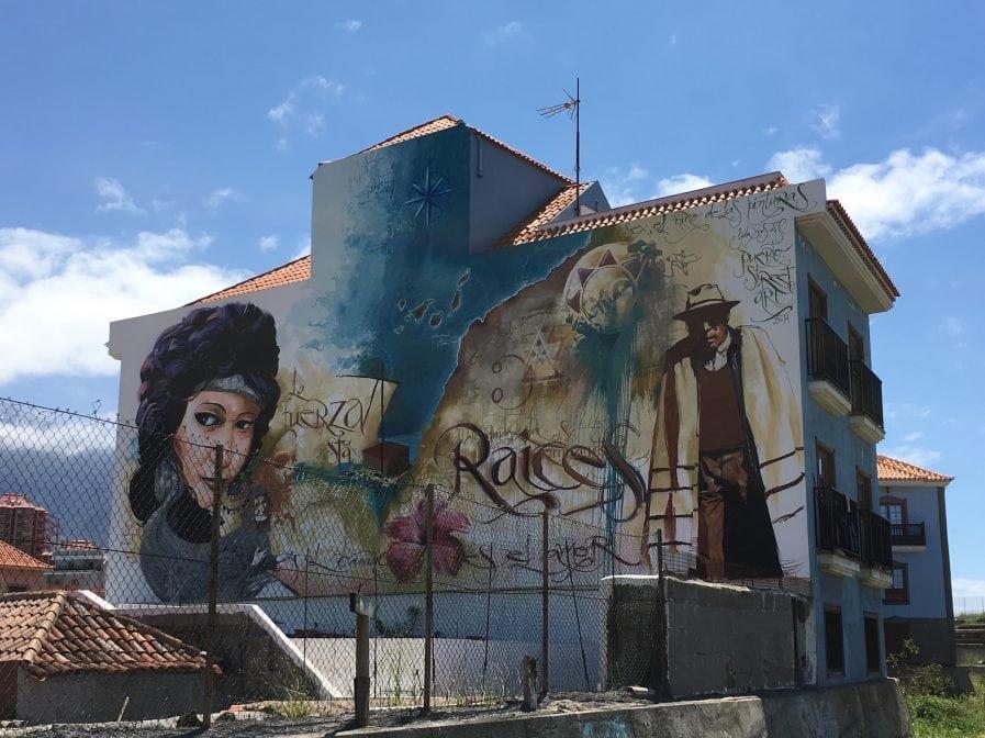 Street-Art Puerto de la Cruz Teneriffa 02