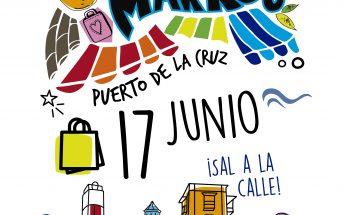 Street Market Puerto de la Cruz Teneriffa 2017