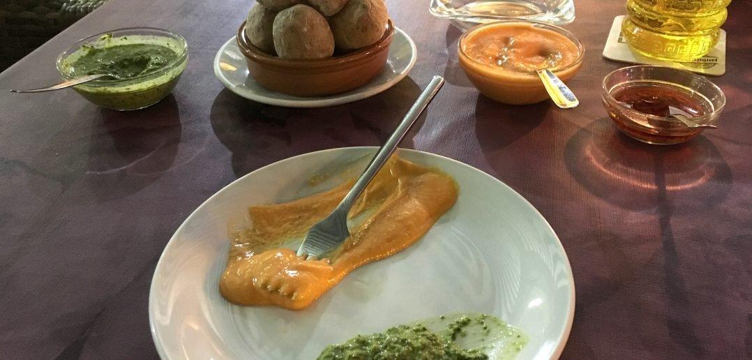 Tapas Arcon Puerto de la Cruz Restaurant