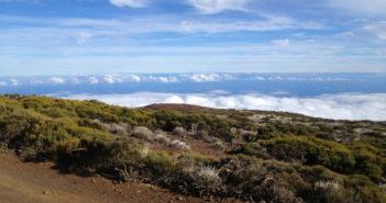 Teide Teneriffa Militär-Gebiet