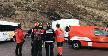 Teide Seilbahn Ausfall Rettung Feuerwehr