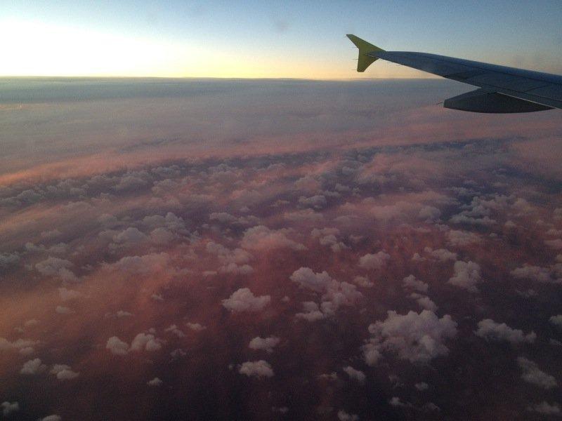 Gran Canaria Iberias Pannen Maschine Muss Flug 2 Mal Abbrechen