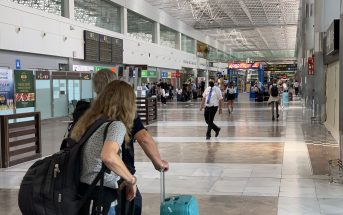 Flughafen Teneriffa-Süd Corona-Pandemie