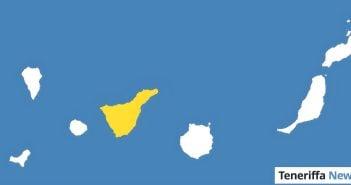Teneriffa Karte Kanaren